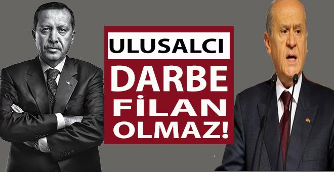 """Ardan Zentürk: """"Ulusalcı darbe filan olmaz!"""""""