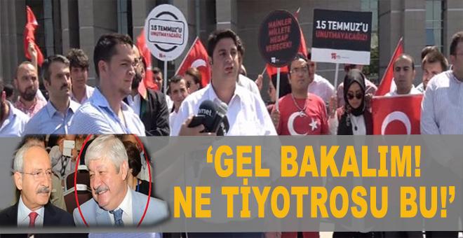 CHP'li vekil Akaydın hakkında suç duyurusu!