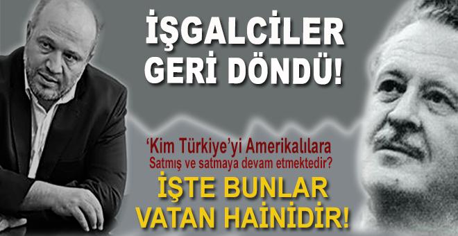 """Salih Tuna; """"Kim Türkiye'yi Amerikalılara satmış ve satmaya devam etmektedir?"""""""