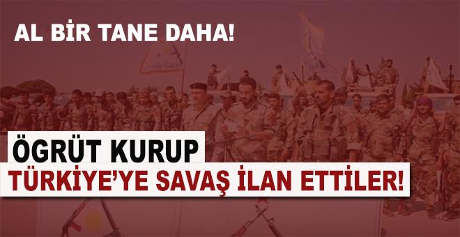 Yeni örgüt Türkiye'ye savaş ilan etti!