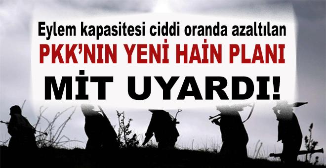 MİT uyardı; PKK'nın hain planı Ak Parti ve MHP'ye...