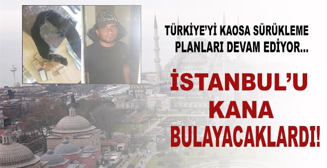 Reyhanlı'dan Türkiye'ye girmeye çalışan dört canlı bomba yakalandı!