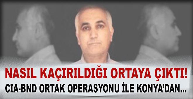 Adil Öksüz'ün nasıl kaçırıldığı ortaya çıktı!