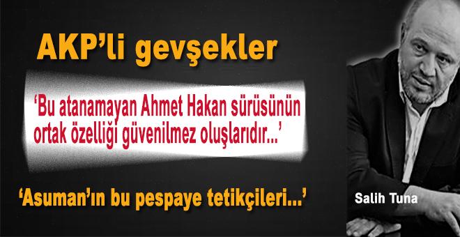 AKP'li gevşekler!..