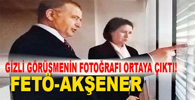 Akşener'in FETÖ'yle bağlantısını gösteren fotoğraf ortaya çıktı