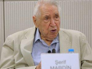 Sosyolog Şerif Mardin öldü!