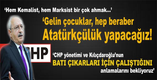 """""""Gelin çocuklar, hep beraber Atatürkçülük yapacağız!"""""""