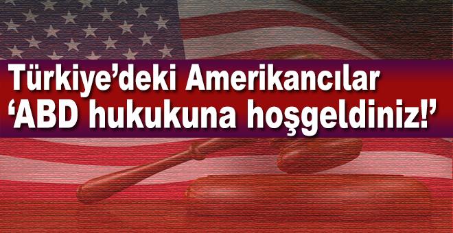 """Hilal Kaplan: """"Böylece ABD'de 'hukuk' nasıl işliyor, ilk elden öğreniyoruz!"""""""