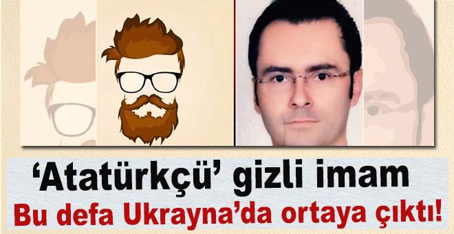 """""""Atatürkçü"""" maskesiyle, Kemalistleri gazlayan hesap bu defa Ukrayna'da ortaya çıktı!"""