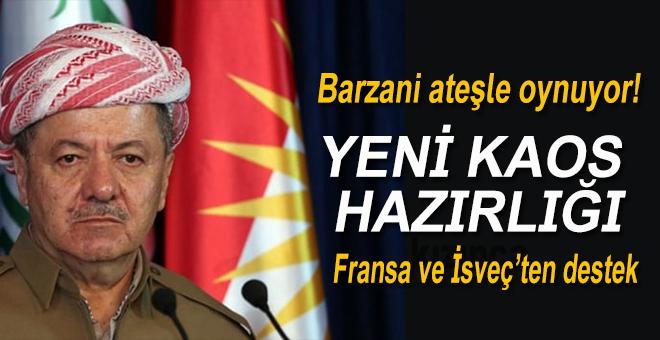 Barzani'nin hevesi kursağında kaldı!