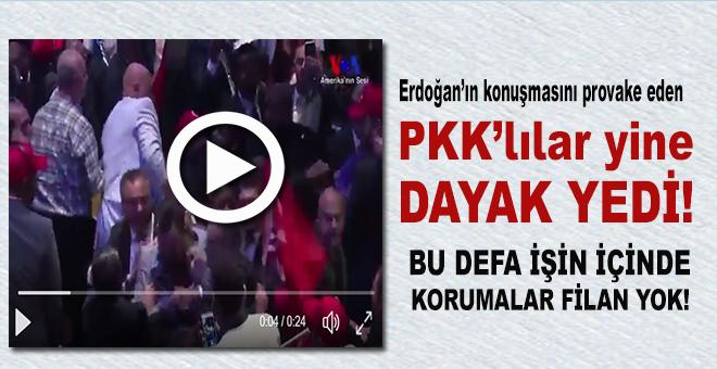 Tarih tekerrür etti; PKK'lılar yine dayak yedi!