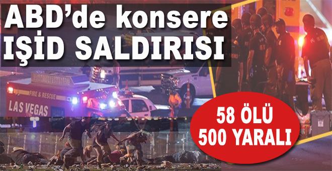 IŞİD Amerika'da konseri bastı; 58 ölü, 500 yaralı!