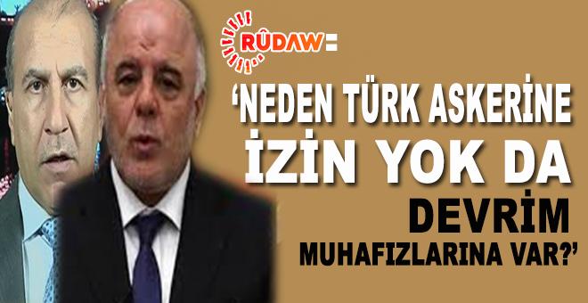 Bağdat'a sordular: Neden Türk askerine izin yok Devrim Muhafızları'na var?