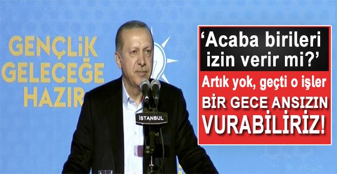 Cumhurbaşkanı Erdoğan'dan Gençlik Şurası'nda sert mesajlar!