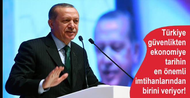 """Cumhurbaşkanı Erdoğan; """"Bak Kılıçdaroğlu, adamlarına söyle..."""""""