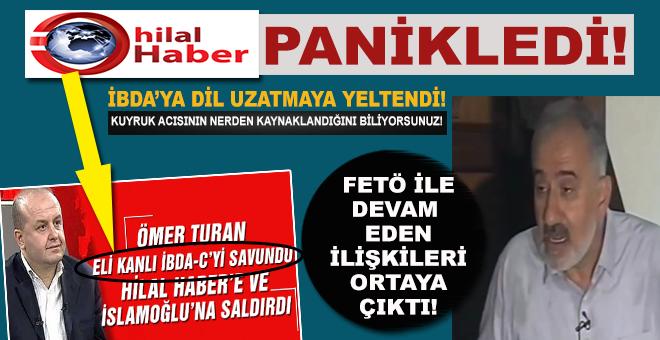Sapık İslâmoğlu'nun FETÖ ile devam eden ilişkileri ortaya çıktı!