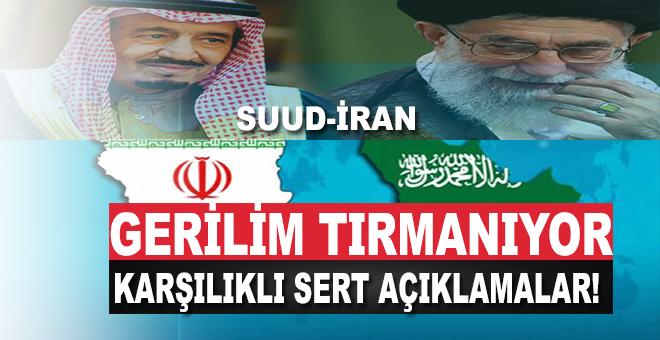 İran ve Suudi Arabistan arasında büyük gerilim!