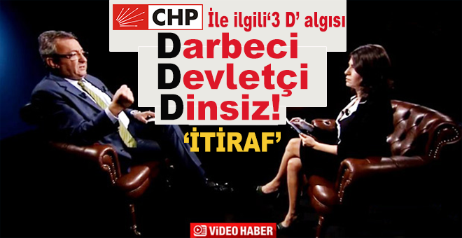 CHP'li Engin Altay'dan darbeci, dinsiz, devletçi itirafı!