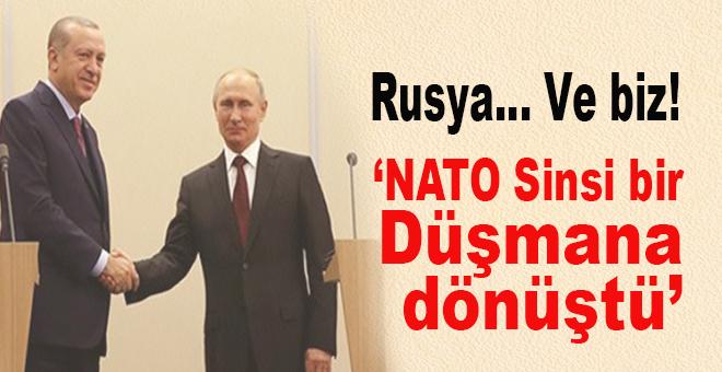 """Haşmet Babaoğlu: """"NATO sinsi bir düşmana dönüştü..."""""""