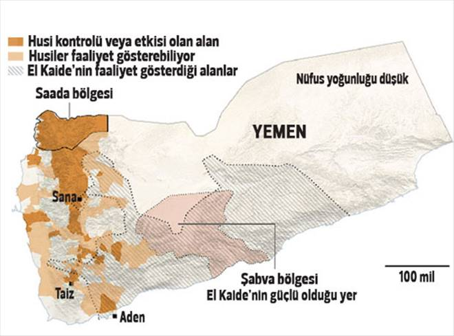 Yemen`de Neler Oluyor?