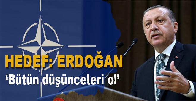 """""""Türkiye'yi dört bir koldan kuşatmak ve her istediklerine 'evet' diyecek bir..."""