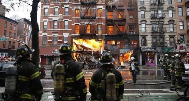 ABD Newyork`ta Patlama!