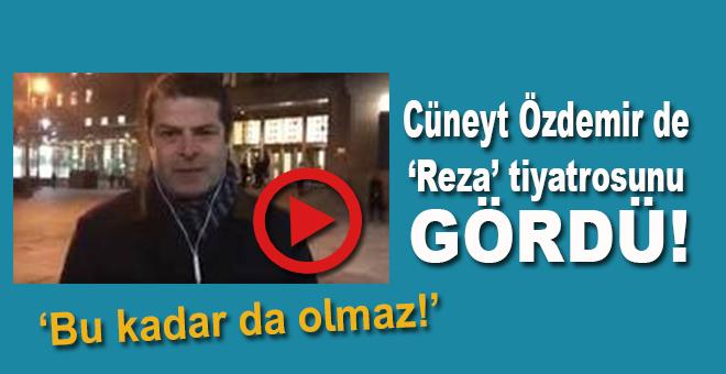 Cüneyt Özdemir de sonunda isyan etti!