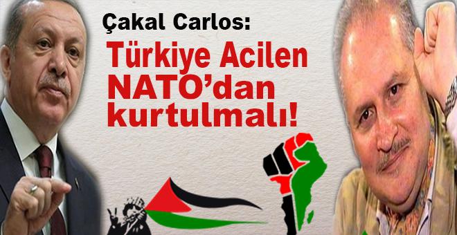 """Çakal Carlos: """"Türkiye Acilen NATO'dan Kurtulmalı! Gönüldaş Erdoğan'a müthiş saygı duyuyor ve..."""""""