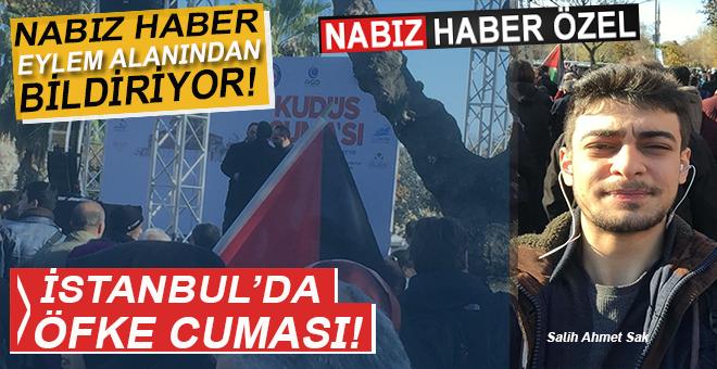 İstanbul'da Öfke Cuması!