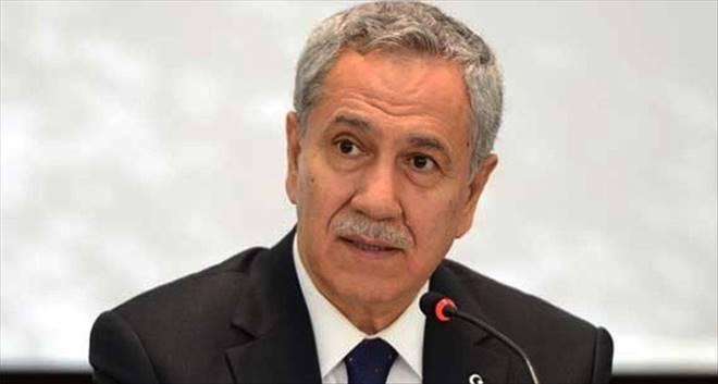 Başbakan Yardımcısı Bülent Arınç konuştu.