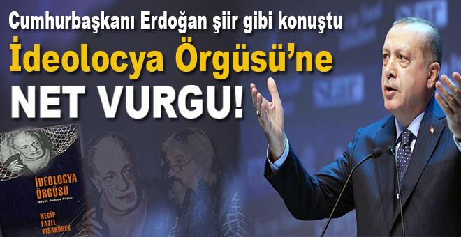 """Erdoğan: """"Biz Üstadın bekleyip durduğu o inkılap var ya, onu gerçekleştirmek için çalıştık, çalışıyoruz!"""""""