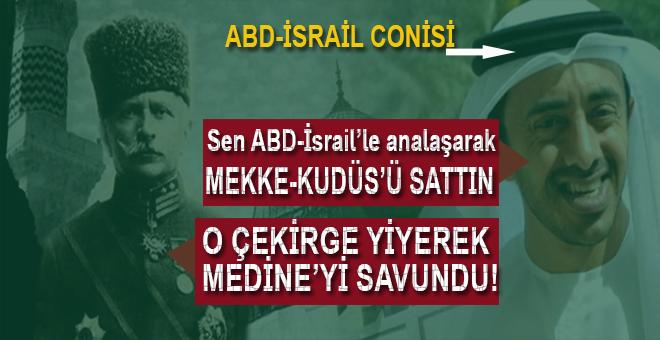 Fahreddin Paşa Medine'yi savunup İngiliz'e vermedi! Peki ya sen?