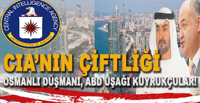 Osmanlı düşmanı kuyrukçular; BAE istihbaratçıları CIA eğitimlerinden geçiriliyor!