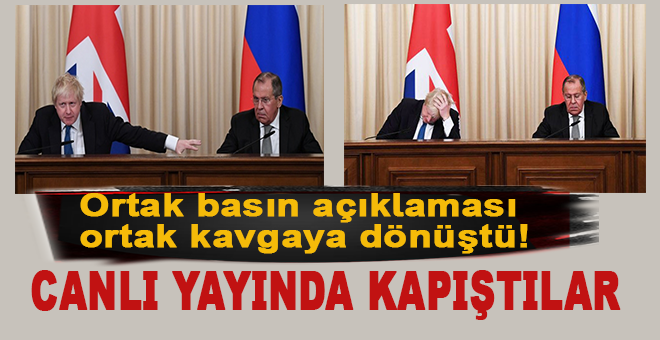 İngiliz-Rus canlı yayında kapıştılar; İki isimden şok sözler!