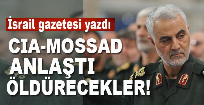 """İsrail gazetesi: """"CIA-MOSSAD anlaştı, öldürecekler!"""""""