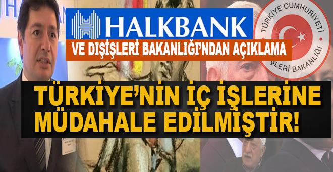 ABD'de ki Kumpas davasıyla ilgili Türkiye'den açıklama!