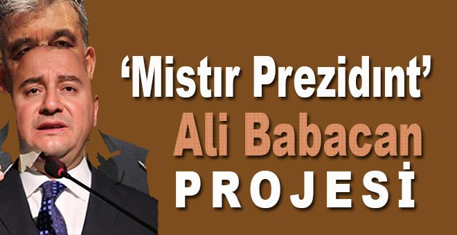 """Vay vay vay... Çantadan """"Ali Babacan"""" çıktı!"""