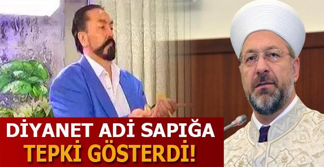 Diyanet İşleri Başkanı'ndan Adnan Oktar açıklaması!