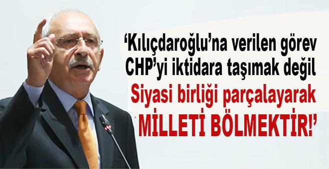 """""""Pentagon, Kemal Kılıçdaroğlu'nu en aşağılık görevi yüklemiş!"""""""