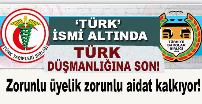 """""""Türk"""" adı altında """"Türk düşmanlığına"""" son!"""