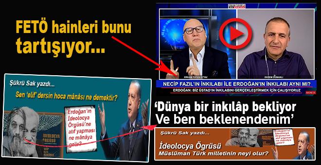 """Salih Mirzabeyoğlu: """"Dünya bir inkılap bekliyor ve ben beklenendenim!"""""""