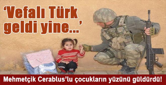 Vefalı Türk geldi yine...
