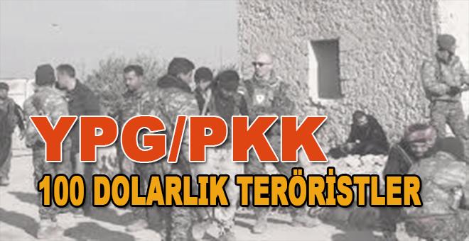 """""""YPG/PKK 100 dolara terörist topluyor!"""""""