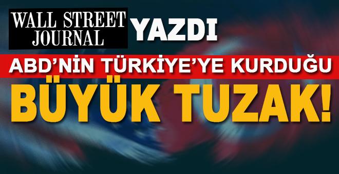 ABD'nin Türkiye'ye kurduğu yeni tuzak!