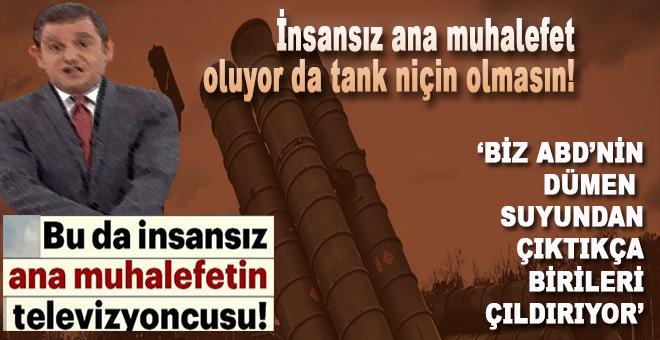 """Melih Altınok: """"Türkiye ABD'nin dümen suyundan çıktıkça hırçınlaşıyorlar!"""""""