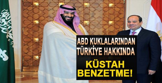 ABD maymunundan Türkiye hakkında küstah açıklama!