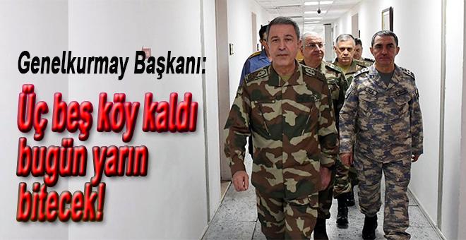 """Orgeneral Akar: """"24 Temmuz 2015'ten itibaren devlet tek ses!"""""""