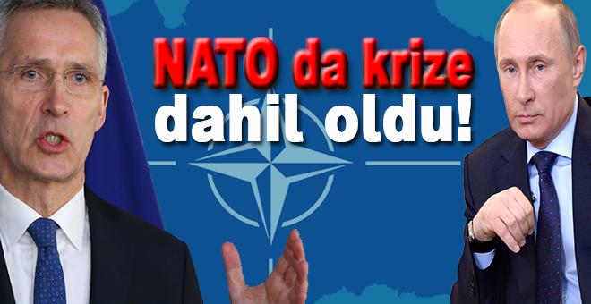 NATO da casus krizine dahil oldu!