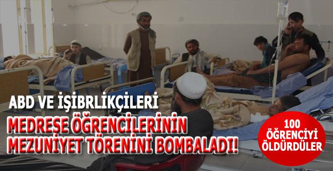 Afganistan'da medreseye alçak saldırı: 100 öğrenciyi katlettiler!