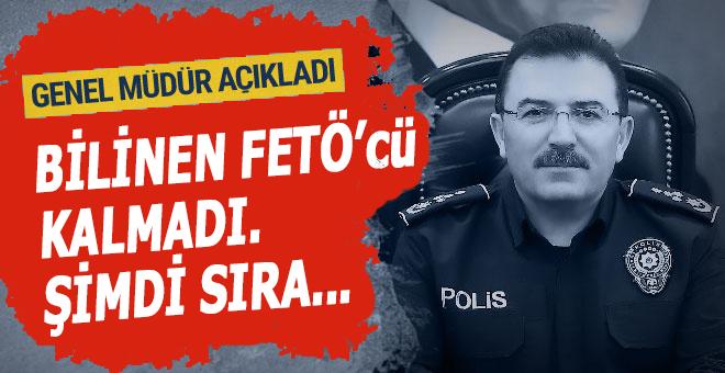 """Emniyet Genel Müdürü Altınok: """"Teşkilatta bilinen FETÖ'cü kalmadı..."""""""